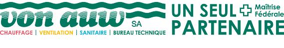 Von Auw | Chauffage / Ventilation / Sanitaire / Bureau technique | Préverenges